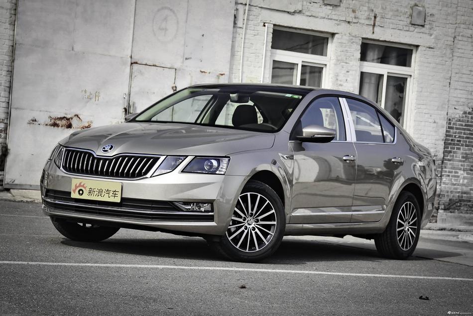 [实拍]新款斯柯达明锐 10万级最值得买的三厢车