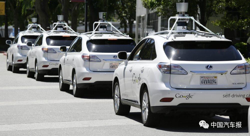 美国首部自动驾驶法规来了 车企们笑cry