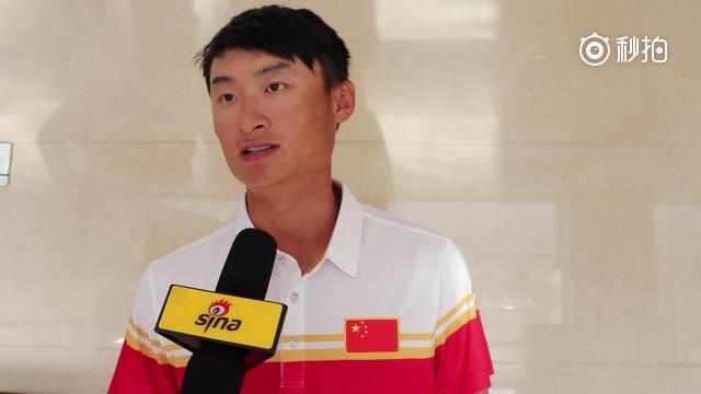 李昊桐:盼打东京奥运 明年会提前备战大师赛