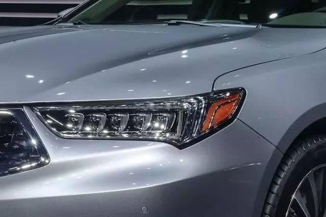 日系豪华品牌讴歌反攻趋势明显,国产讴歌TLX-L成都车展发布