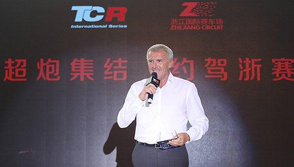 未来3年 车迷可以在中国最新的赛车场拥抱最亲民的汽车赛事