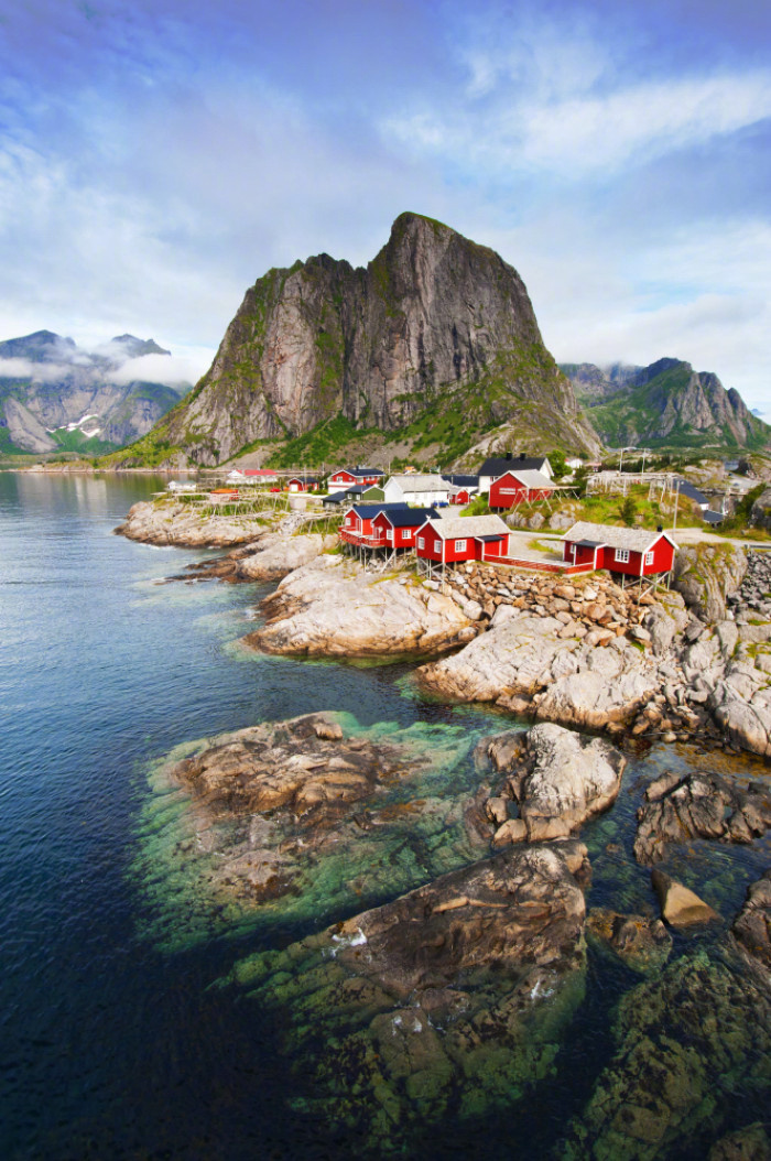 挪威Lofoten群岛 宛如世外桃源