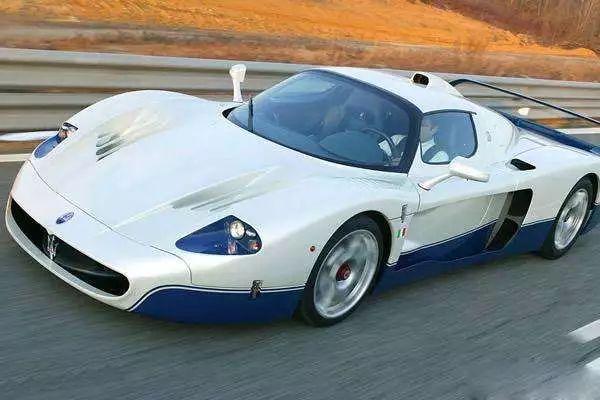 世界十大最贵的玛莎拉蒂跑车 想知道吗