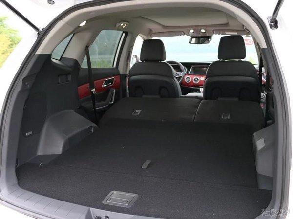 选对车人山人海也可以很惬意 适合十一出游的热门SUV推荐-图3
