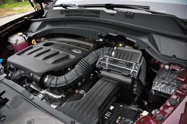 选对车人山人海也可以很惬意 适合十一出游的热门SUV推荐-图6