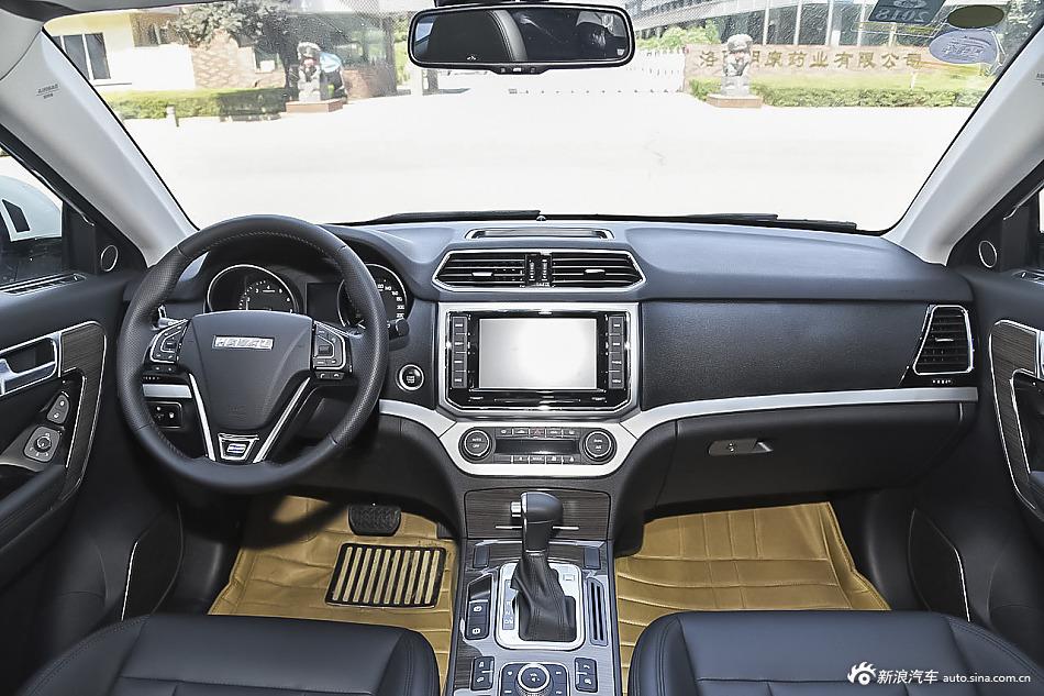 2016款哈弗H6 Coupe 1.5T自动两驱精英型