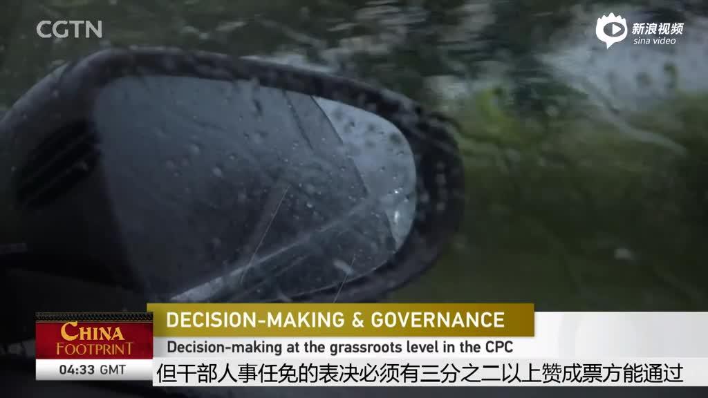 中国方案 民主集中制