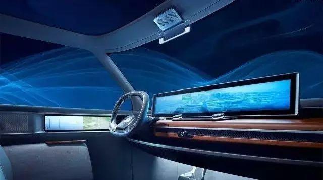 未来车内大屏究竟要怎么设计?