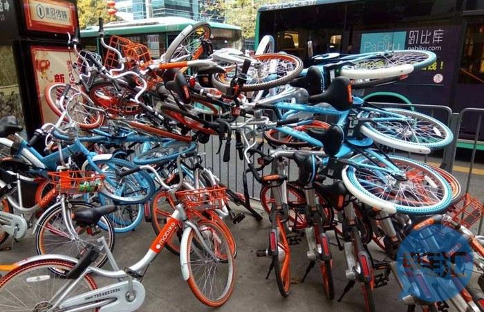 国内|北京交通委:共享单车使用周期3年 每辆车都有身份证