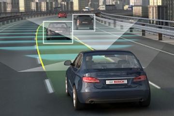博世说要孵化世界级汽车人工智能公司