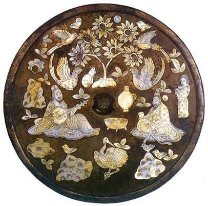朱大可:铜镜事典之铸镜大师窦少卿