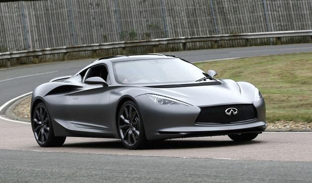 英菲尼迪将推电动概念车 2018年初亮相