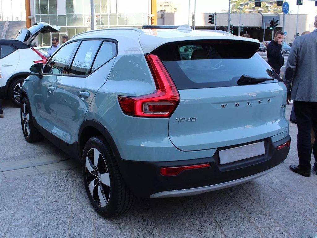沃尔沃最便宜的车_沃尔沃旗下最便宜的电动车,综合续航500km,售30.33万