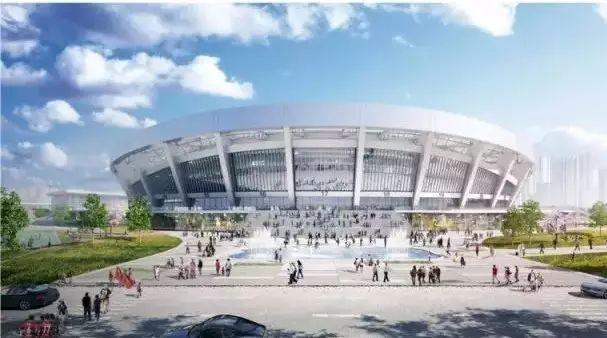 徐家汇体育公园开建 成沪首个超大型体育场馆集聚区