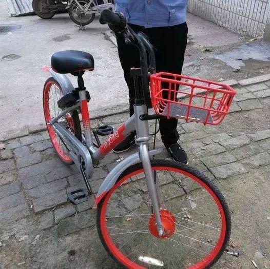 濮阳摩拜单车撞伤老人逃逸 警察这样做轻松破案