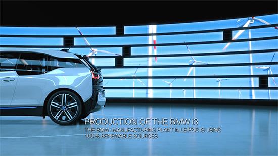 """环保就是""""零排放""""? 听听BMW i怎么说"""