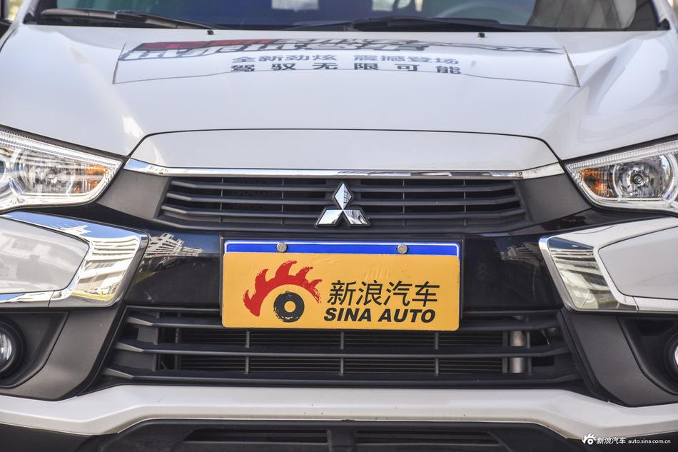 2016款劲炫ASX 2.0L自动两驱领航版