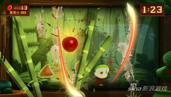 延生的竹子袭击