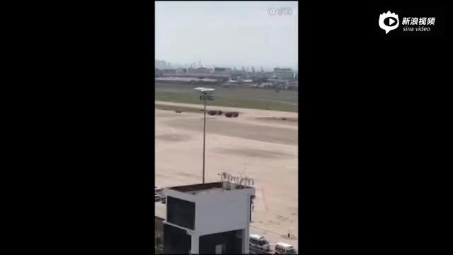为机组打Call!厦门上空故障客机已安全着陆