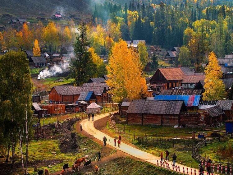 国内秋日自驾线路 看遍世间绝美风景