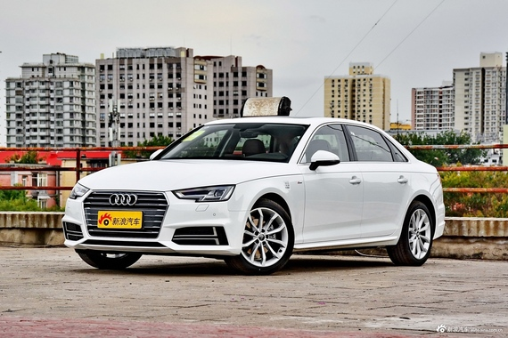 奥迪A4L全国新车21.40万起,最高优惠9.66万