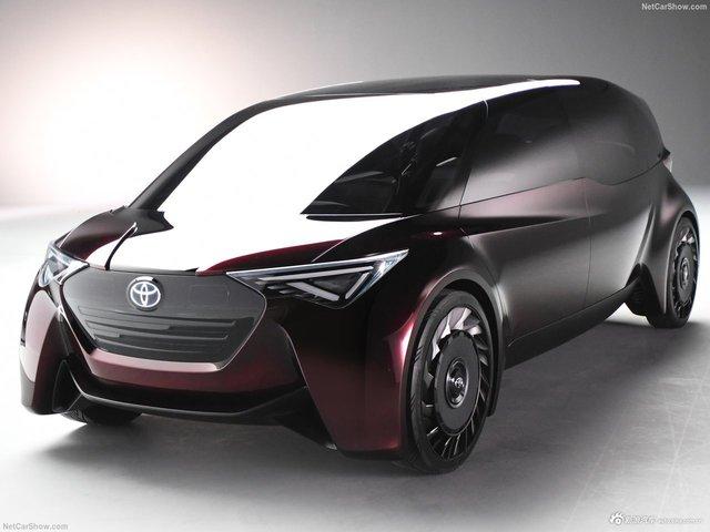 氢燃料MPV 丰田推出Fine-Comfort Ride概念车