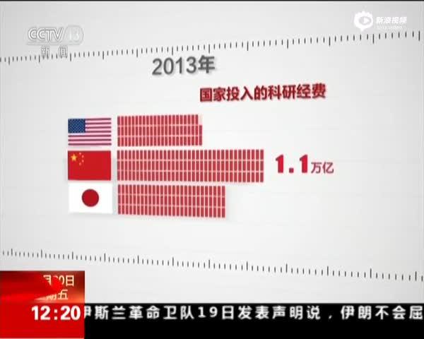 数字五年:只争旦夕的中国创新之路