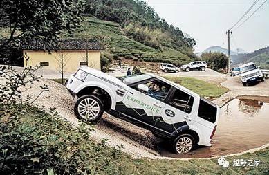 越野驾驶有技巧,你是否知道???