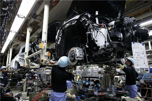 日产汽车深陷本土停产危机