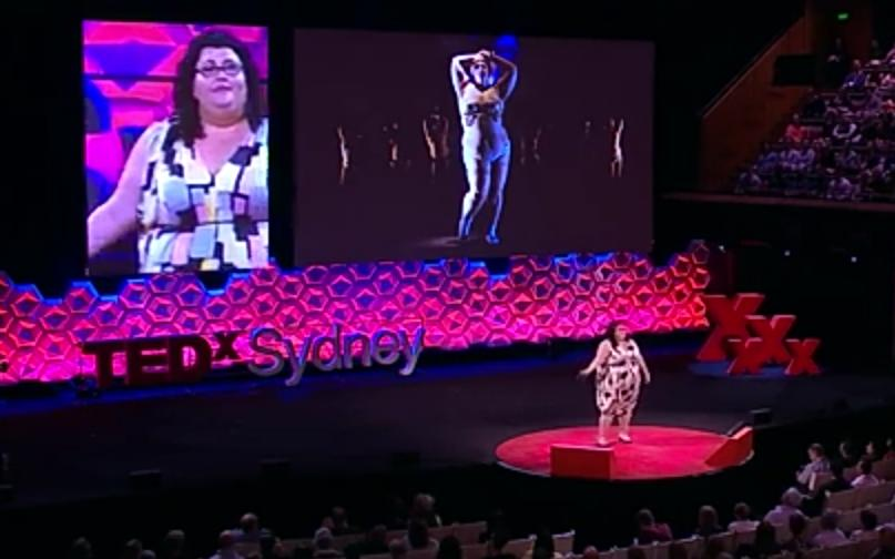 凯莉·珍·德灵科沃特:真是受够了你们对肥胖的恐惧