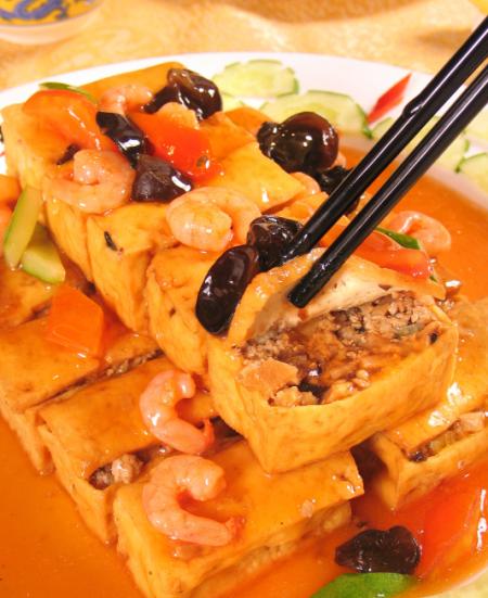 博山豆腐箱