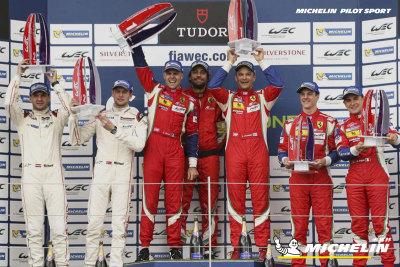 回忆勒芒:七辆使用米其林轮胎获胜的伟大赛车