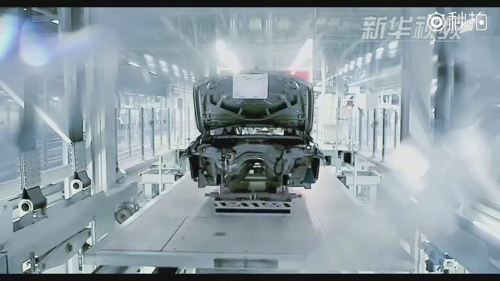 华晨宝马沈阳动力电池中心揭幕