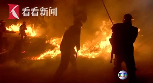 巴西国家公园1/4面积被烧光!疑似人为纵火持续一周多