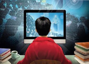 澳青少年长时间上网无家长监管 令人担忧