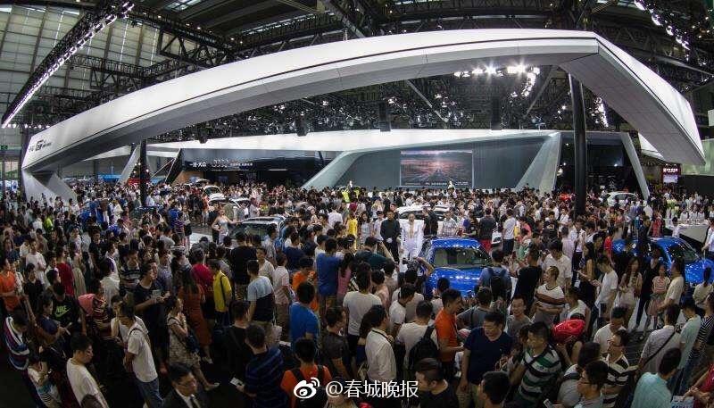 2017广州车展话题上线,有多少稿子都发来吧!