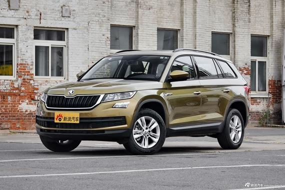 8月限时促销 柯迪亚克新车优惠15.78万起