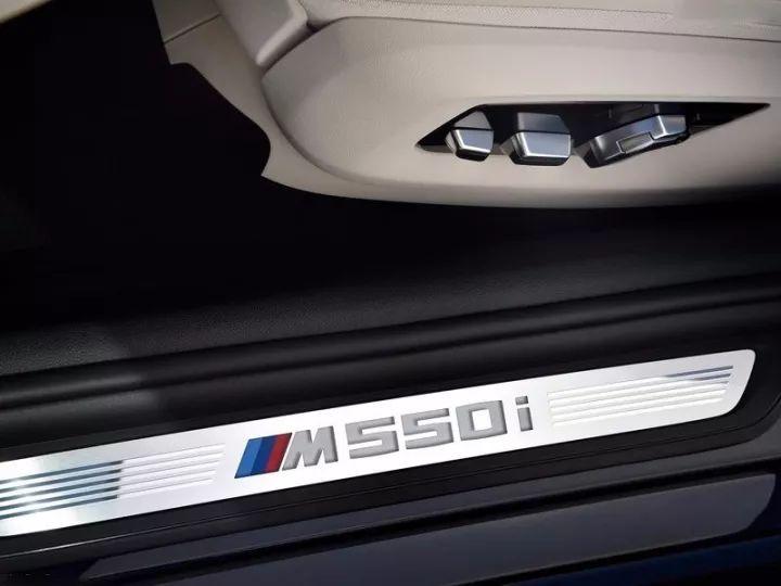 意料之中的完美,这就是宝马550存在的意义和价值!