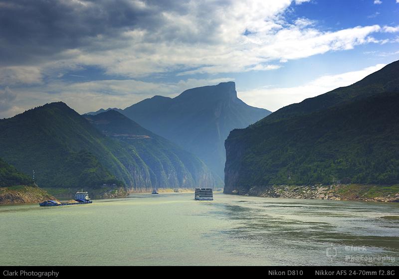 三峡邮轮江上行记之三峡——依然让人惊叹