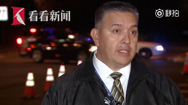 美国桑顿枪击嫌犯仍然在逃 目前确认为随机袭击