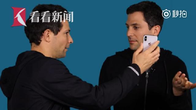 当iPhone X的Face ID遇到双胞胎会发生什么?