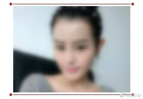 """易某�l�o肖某的""""自拍照""""。湘潭市公安局雨湖分局供�D"""