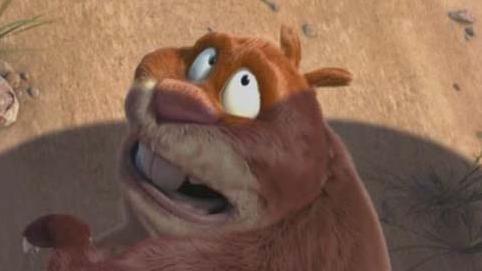 奥斯卡动画短片《倒霉的鼹鼠》