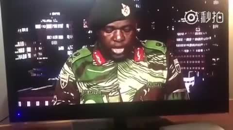 Zimbabwe crisis: Army says President Mugabe was safe