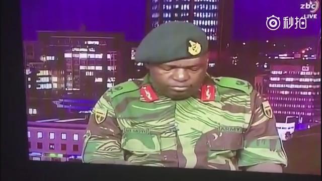 津巴布韦军方通过电视台发表声明:没有发动政变