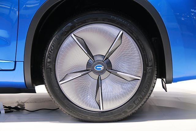 广州车展:广汽丰田E-concept概念车发布