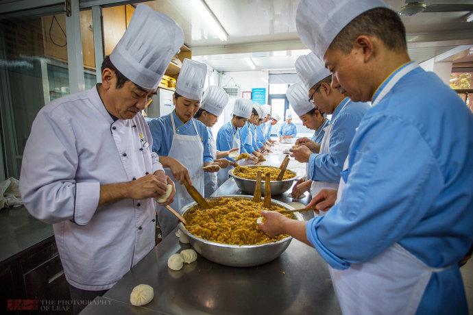 古法蟹黄汤包年卖200多万只