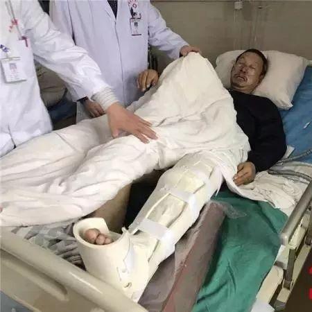 桂柳高速发生连环车祸4死9伤 伤员讲述惊魂一刻(图)