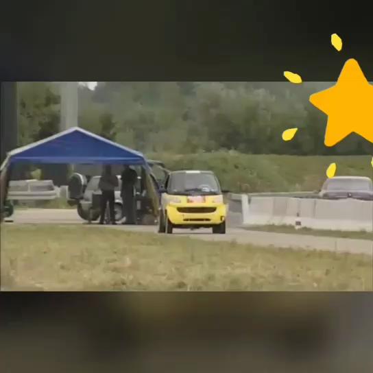 奔驰smart这类两座微型车能不能跑高速?这个碰撞测试能给你答案  
