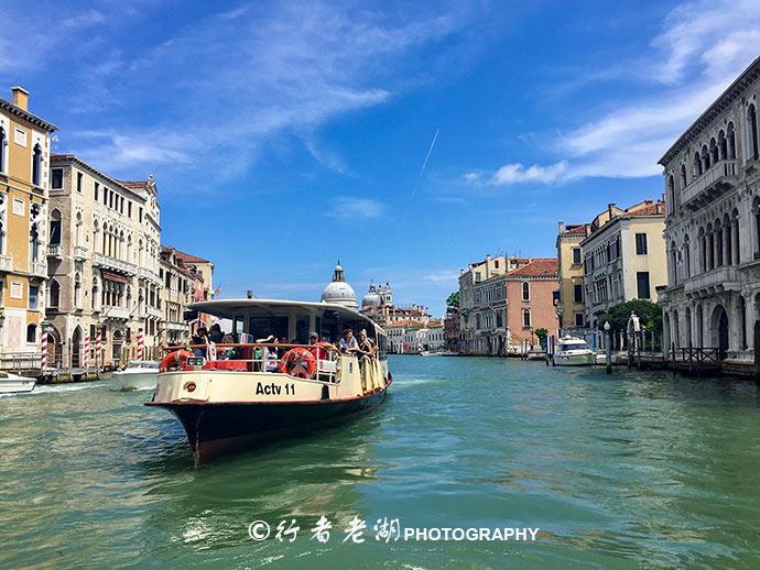 跟随老外一日游,一起去威尼斯吃喝玩乐
